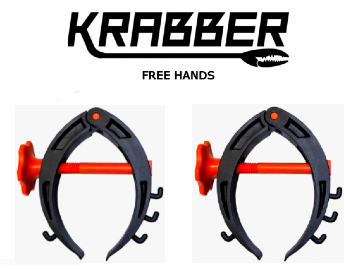 Krabber <br> Tool kit for bead breaking and reassembling tyres